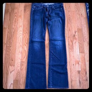 Adriano Goldschmied AG the Olivia Boot Cut 28R
